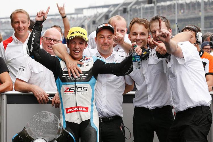 Loi bezorgt RW Racing GP weer een overwinning