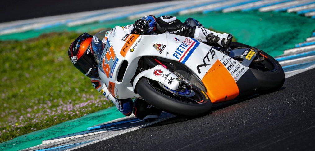 NTS RW Racing GP concludes a positive Jerez test