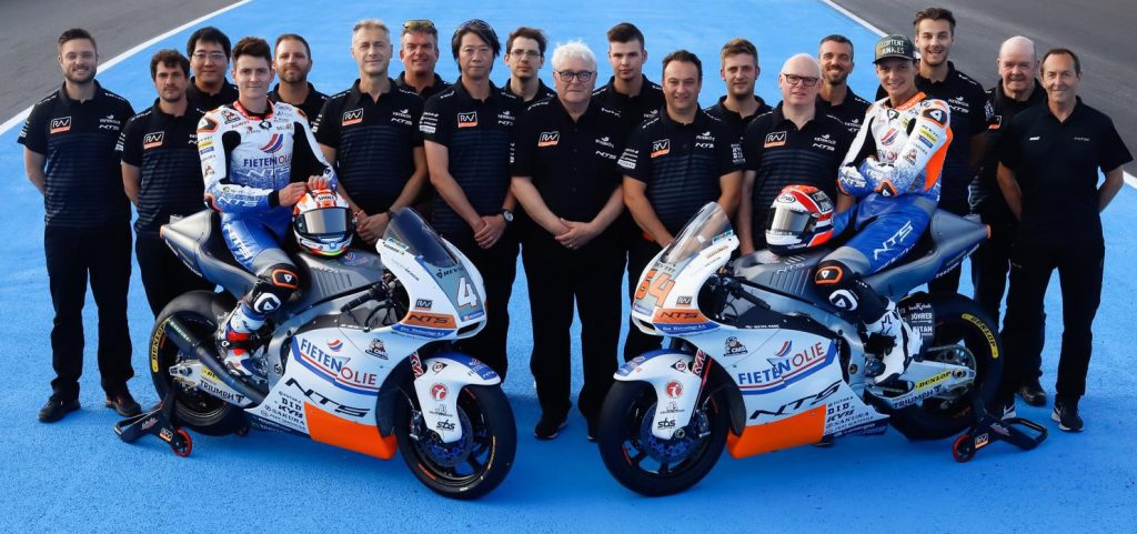 NTS powered by new Triumph engine